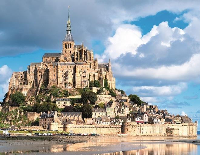 Tours y Vacaciones por Francia de Norte a Sur
