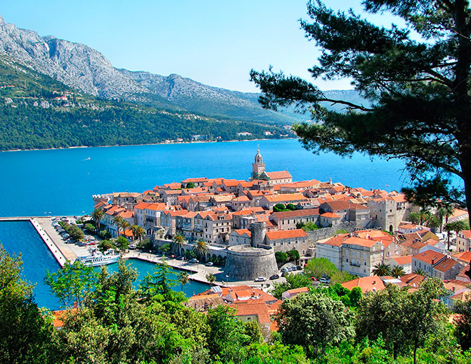 Gran Tour de Croacia, Bosnia y Eslovenia